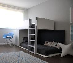 BUNK BEDS kidslovedesign.blogspot.it