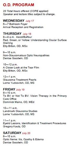 MainosMemos: 3D Vision Syndrome:Victoria Conference July 18-21st BTW...this is cool! .check this out: http://imobileappsys.com/3d/