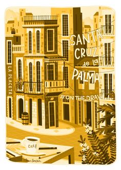 #ONTHEDRAW | La Palma por Steve Simpson