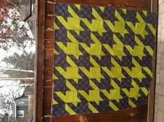 houndstooth quilt