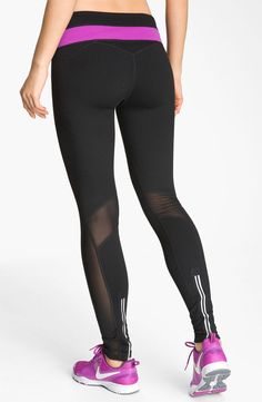 I'm only buying compression leggings, capris, and shorts from now on! #running