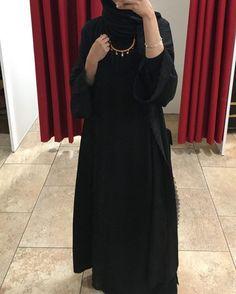 IG: BeautiifulinBlack || Abaya Fashion ||
