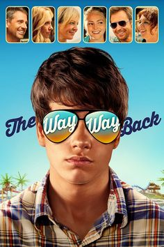 "The Way Way Back - ""Despite its familiar themes, The Way Way Back makes use of its talented cast, finely tuned script, and an abundance of charm to deliver a funny and satisfying coming-of-age story."""