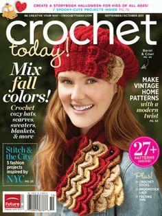crochet today magazine #crochet magazine