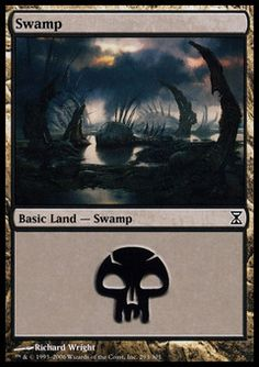 Swamp (4) ($.01) Price History from major stores - Time Spiral - MTGPrice.com Values for Ebay, Amazon and hobby stores!