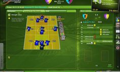 Goalunited 2014 is a Free to Play Browser Based, Football-Manager Game where players often stick around for years to build up a real career