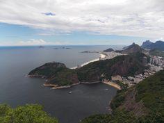 Río de Janeiro (taken Pão de Açúcar), Brasil.