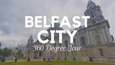 Belfast, the capital city of Northern Ireland, is always the first thought to come to mind when one considers the idea of going to Northern Ireland and exploring it. Here is a 360 degree video of Belfast to bring some suggestions to mind. Belfast City Centre, Visit Belfast, Belfast Northern Ireland, Travel Videos, Interesting History, Capital City, Titanic, East Coast, Places To See