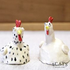 Clay chicken