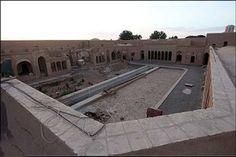 خانههای خشتی،حاج آقا علی،خانه حاج آقا علی،مکانهای تاریخی ایران،تاریخی ایران