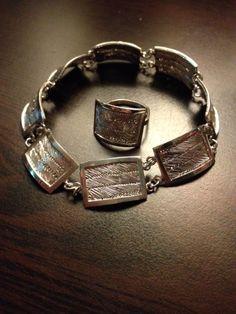 ddd Sterling Silver Cuff Bracelet, Rings For Men, Bracelets, Metal, Handmade, Accessories, Jewelry, Jewerly, Men Rings