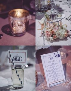 Wedding Ideas: Throw a Memorable Wedding Party - it's in the details