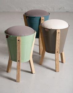 Kreatywne krzesła