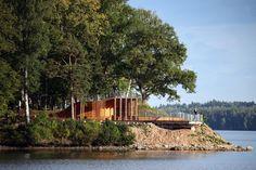 Pavilion and Lookout, © Maris Lapins