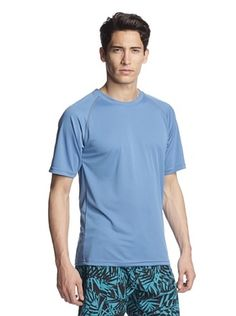 57% OFF TRUNKS Men's Swim Tee (Marine)