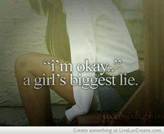 Girls biggest lie