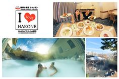 Hot springs! Sightseeing spots! Crab buffet!! Just in Hakone!  #japankuru #hakone #onsen #hotspring #hakonehotel #yunessun #trip #travel #buffet