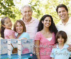Nutriplan,  for all the family