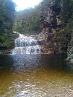 Cachoeira Paraíso Perdido 1ª queda