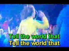 Hillsong Kids - Tell The World - YouTube