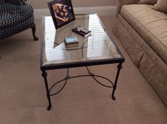 "Coffee table master office - 36"" x 26"" x 21 1/2"""