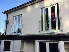 Customer Feedback & Testimonials Satisfied Customers - All About Balcony Glass Juliet Balcony, Juliette Balcony, Barn Bedrooms, Bedroom Loft, French Balcony, Altrincham, Customer Feedback, New Homes, Floor Plans