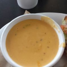 Sandwich Chain Restaurant Recipes: Wisconsin Cheese Soup