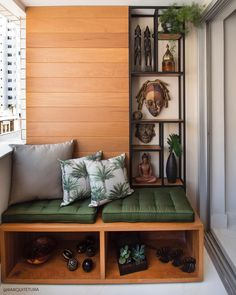 Ideas For Decorating Cozy Small Apartment Balconies - Unique Balcony & Garden Decoration and Easy DIY Ideas Small Balcony Decor, Balcony Design, Apartment Balcony Decorating, Apartment Balconies, Decorating Your Home, Diy Home Decor, Room Decor, Home Furniture, Furniture Design