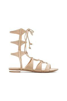 Schutz x REVOLVE | Erlina Sandal #schutzxrevolve #flat #sandals