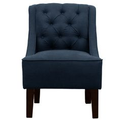 Melody Tufted Accent Chair