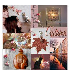 Fashion set Autumn Beautiful created via Music Score, Glass Blocks, Creative Home, Sell On Etsy, Etsy Vintage, Autumn, Fall, Art Decor, Fashion Looks