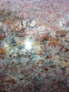 Granite in kitchen- Crema Bordeaux