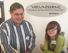 Teens can develop job skills and experience that will serve them for a lifetime. Learn more @EvaVarga.net