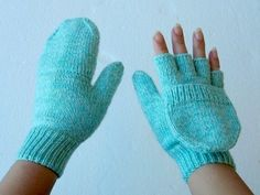Knitting Patterns Gloves Free Knitting Patterns – Mittens and Gloves Knitted Mittens Pattern, Crochet Mittens, Crochet Gloves, Knitting Patterns Free, Free Knitting, Baby Knitting, Fingerless Gloves Knitted, Knitted Hats, Knitting Accessories