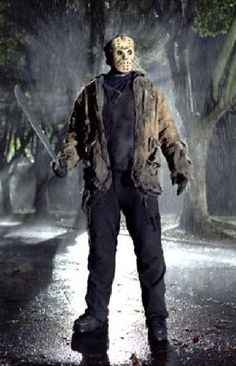 Jason Voorhees - Viernes 13 (Friday the 13th) movie, película, film, cine, teathers, video on demand, vod, pánico, miedo, terror, horror, fear, scary.