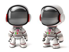 Little Big Planet - Astronaut - Front and 3/4