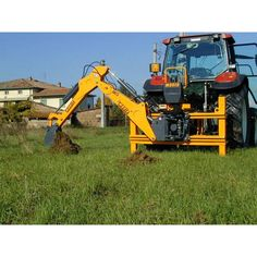 Moris Series 7 Backhoe- Available from Approved Hydraulics Ltd. Agriculture, Tractors, Building, Buildings, Construction