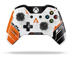 Searching for Xbox One Wireless Controller Titanfall Limited Edition but sold out? Why not try our FREE Xbox One Wireless Controller Titanfall Limited Edition In Stock Tracker. Xbox One Controller, Video Games Xbox, Xbox One Games, Epic Games, Nintendo Ds, Call Of Duty, Wii U, Control Xbox, Game Controller
