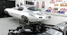 Low Drag GT Creation // Eagle E-Types