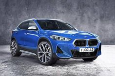 2018 BMW X2 Coupe SUV Concept