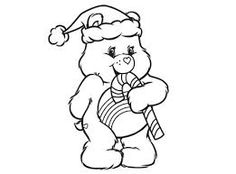 See More Billedresultat For Care Bears Coloring Pages