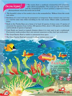 Do you Know!! #FunFacts #fishes #kids #primaryplus #sea
