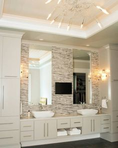master bathroom designs 2012.  Master Abovecounter Basins And Vessels Are A Popular Choice For Adding Sculptural  Elegance To Otherwise Ordinary Vanities Httpwwwbhgcombathroomtyu2026 To Master Bathroom Designs 2012