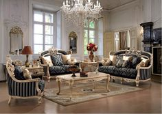 Tradional sofas and Living sets