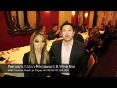 Mobilizing People Marketing (MPM) Invasion of Ferraro's Italian Restaurant & Wine Bar Las Vegas
