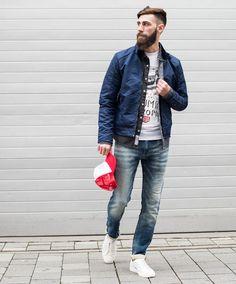 Sportswear KW 14-3 - Looks of the week - Fashion - WORMLAND | MENS FASHION