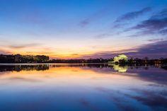 Tidal Basin Sunrise Washington DC от AndrewRhodesPhoto на Etsy