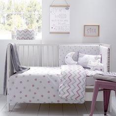Textiles bebé y ropa cama infantil de diseño moderno, Petit Praia - Mamidecora