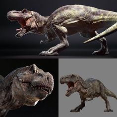 foam t rex bust - Google Search
