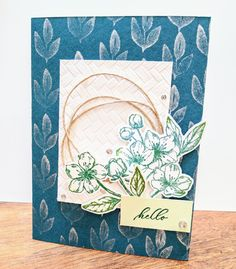 Beautiful friendships should be celebrated Cardmaking And Papercraft, Making Cards, Flower Images, Embossing Folder, Diy Cards, Sally, Different Colors, Something To Do, Stampin Up